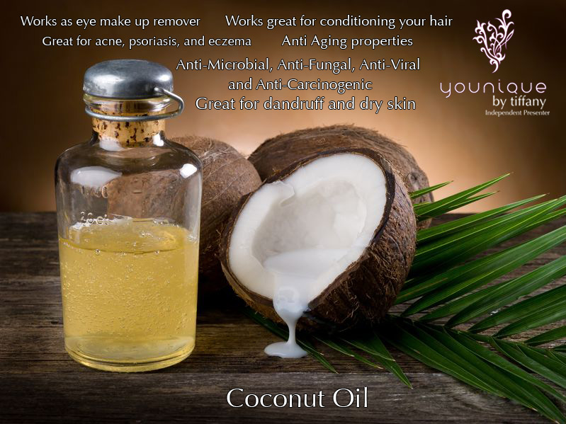 Benefits of Coconut Oil for Hair and Skin