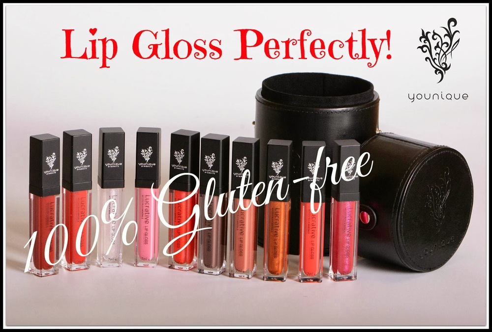 Younique By Tiffany Lucrative Lip Gloss Tiffany Izatt Layton Utah