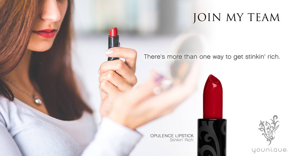 Younique Opportunity Business Join My Team