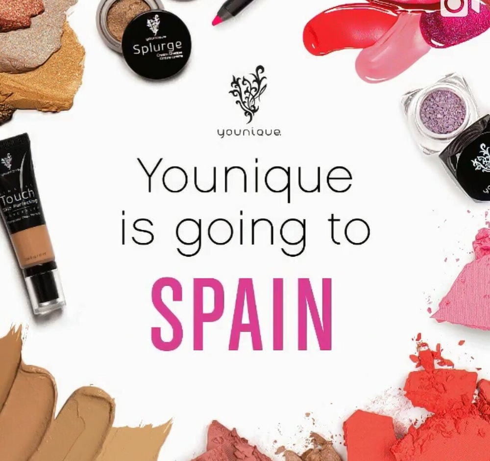 Younique Cosmetics Business Now In Spain Join Today